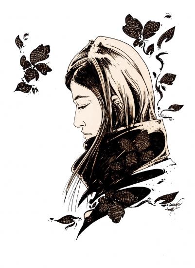 Claire Denamur par stetiar